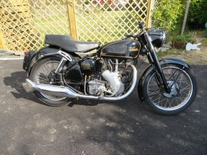 1959 VELOCETTE MSS 500 For Sale (picture 2 of 10)
