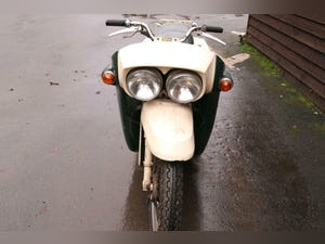 Velocette Voque 1965 UK Supplied, UK registered Ex National For Sale (picture 4 of 12)