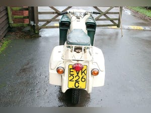Velocette Voque 1965 UK Supplied, UK registered Ex National For Sale (picture 5 of 12)