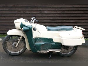 Velocette Voque 1965 UK Supplied, UK registered Ex National For Sale (picture 7 of 12)