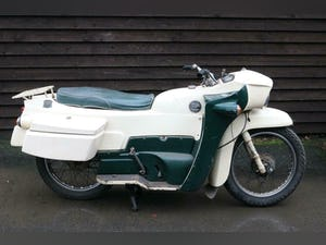 Velocette Voque 1965 UK Supplied, UK registered Ex National For Sale (picture 1 of 12)