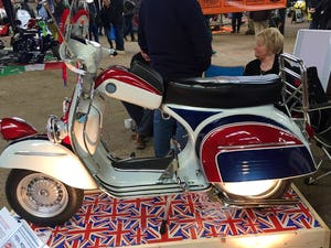 1965 Vespa SS180 Andre Baldet Mona For Sale (picture 2 of 6)