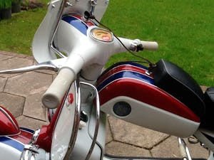 1965 Vespa SS180 Andre Baldet Mona For Sale (picture 3 of 6)