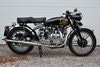 Picture of The famous 1948 HRD Vincent Rapide EBX625 ex-Ron Vane For Sale
