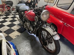Picture of 1948 Vincent HRD Rapide!! For Sale