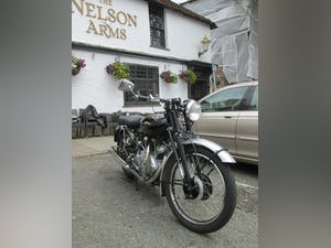1950 50,s Vincent For Sale (picture 1 of 6)