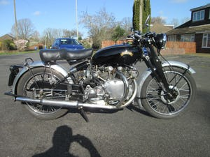 1950 50,s Vincent For Sale (picture 2 of 6)