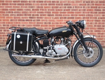 Picture of 1950 Vincent Meteor For Sale