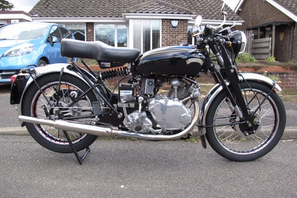 Picture of 1952 Vincent Comet For Sale
