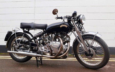 Picture of 1952 Vincent Rapide Series C 998cc - All Correct Number! For Sale