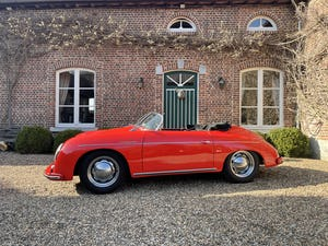 1970 Vintage 356 Speedster replica For Sale (picture 1 of 12)