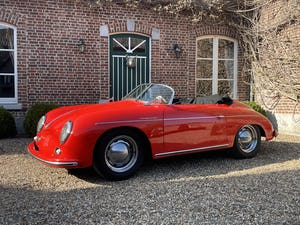 1970 Vintage 356 Speedster replica For Sale (picture 2 of 12)
