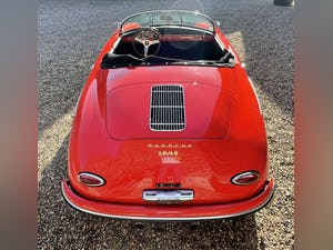 1970 Vintage 356 Speedster replica For Sale (picture 4 of 12)