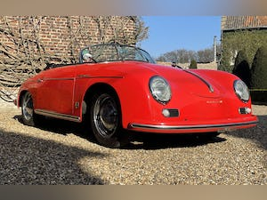 1970 Vintage 356 Speedster replica For Sale (picture 7 of 12)