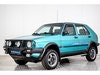 Volkswagen Golf MK2 Syncro Country 4X4