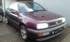 Picture of 1997 VW GOLF CONVERTIBLE SOLD