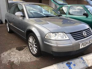 Picture of 2004 VW PASSAT 2.0 TDI  GREAT CONDITION SOLD