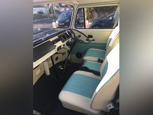 Amazing 1974 4 berth Bay Window For Sale (picture 7 of 11)
