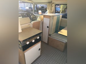 Amazing 1974 4 berth Bay Window For Sale (picture 9 of 11)