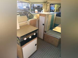Restored lovey 1974 4 berth Bay Window For Sale (picture 5 of 6)