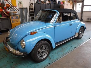 Picture of 1976 Volkswagen 1303 S Cabrio For Sale