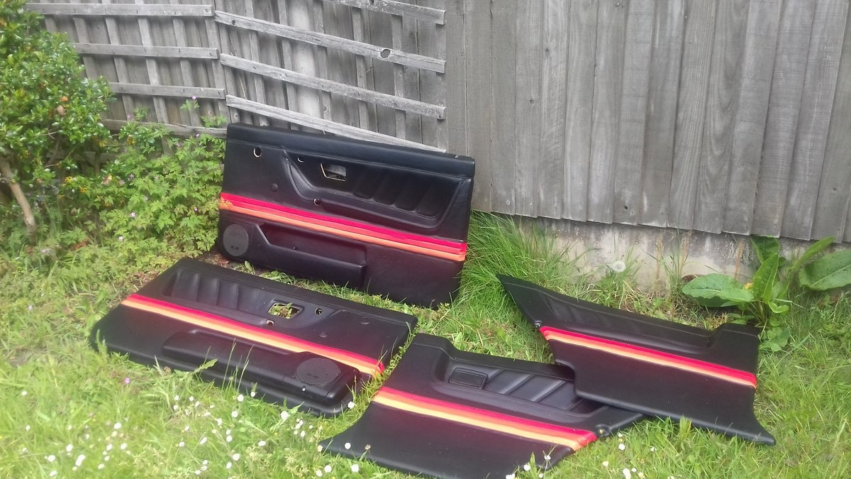 MK2 VW GOLF  FRONT AND REAR BUMPERS For Sale (picture 4 of 5)