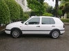 Volkswagen Mark 3 Golf VR6 2.8 4 Door White