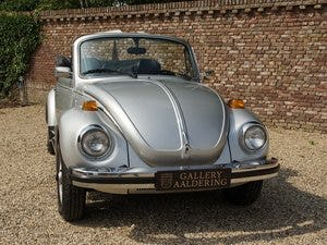 1979 Volkwagen Käfer / Beetle Convertible only 19.037 miles! For Sale (picture 4 of 6)