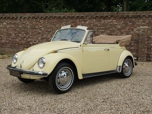 Picture of 1968 Volkswagen Käfer / Beetle Convertible Long-Term ownership For Sale