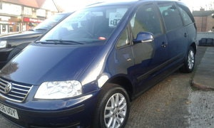 Picture of 2006 VW SHARAN 7 SEATER  TDI   GREAT CONDITION SOLD