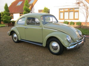 Picture of 1959 VW BEETLE 1200. 1 OWNER FOR 58 YEARS. FULLY RESTORED. SOLD