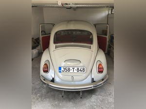 VW 1968 classic beetle 1500 cc For Sale (picture 2 of 6)