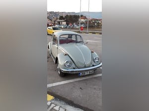 VW 1968 classic beetle 1500 cc For Sale (picture 1 of 6)