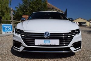 Picture of 2018 VW Arteon R-Line 280 4Motion 2.0TFSI 280bhp DSG Automatic SOLD