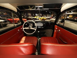 1956 VW Beetle - Oval Window - Only 48,550 miles For Sale (picture 5 of 6)