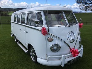 1965 Camper For Sale - part of Private Collection Disposal For Sale (picture 1 of 6)