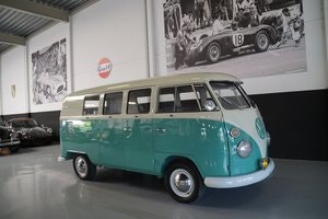 Picture of VOLKSWAGEN T1 Combi Bus (Model 231) Fully restored (1965) For Sale