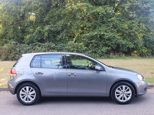 2011 VW Golf 1.6 TDi Match BlueMotion.. £20 Tax.. Nice Spec.. FSH For Sale (picture 5 of 6)