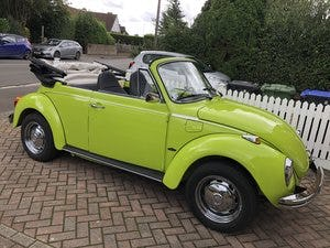 1973 VW Beetle Convertible by Karmann LHD 1303LS For Sale (picture 1 of 12)