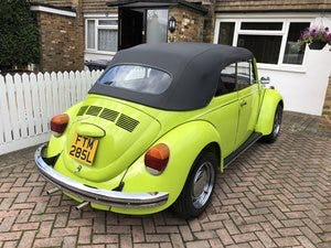 1973 VW Beetle Convertible by Karmann LHD 1303LS For Sale (picture 4 of 12)