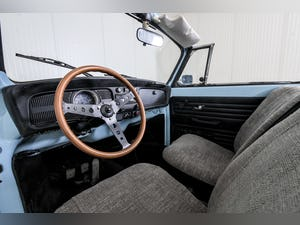 1972 Volkswagen Beetle Convertible For Sale (picture 3 of 6)