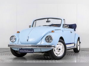 1972 Volkswagen Beetle Convertible For Sale (picture 4 of 6)