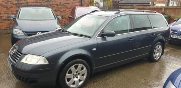 2002 VW Passat Tdi 130 Sport Estate 6Speed For Sale (picture 1 of 5)
