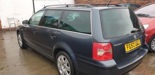2002 VW Passat Tdi 130 Sport Estate 6Speed For Sale (picture 4 of 5)