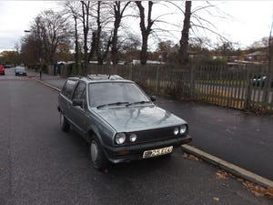 1988 VW Polo Ranger hatchback For Sale (picture 1 of 6)