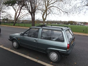 1988 VW Polo Ranger hatchback For Sale (picture 3 of 6)