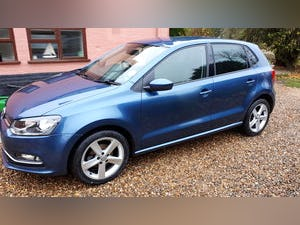 2015 Very Low Mileage, Super Economical VW Polo TDi! For Sale (picture 1 of 6)