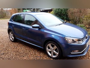 2015 Very Low Mileage, Super Economical VW Polo TDi! For Sale (picture 2 of 6)