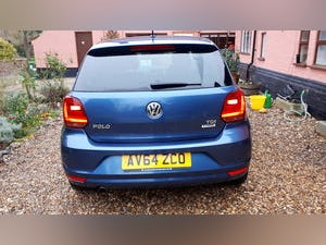 2015 Very Low Mileage, Super Economical VW Polo TDi! For Sale (picture 3 of 6)