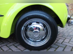 1973 VW Beetle Convertible by Karmann LHD 1303LS For Sale (picture 10 of 12)